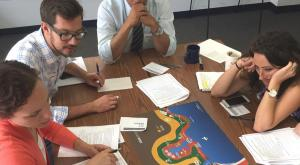 Game of Floods, Delaware Valley Regional Planning Commission