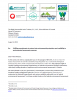 Open Letter on Impact Assessment Act Project List